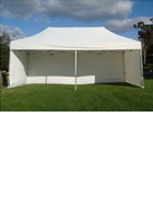 3 x 6 pop up Marquee