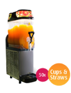 Slushie Machine – Package 1 – *60 Drinks*