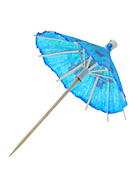 Pack of 100 cocktail umbrellas