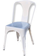 White-Tolix-chair