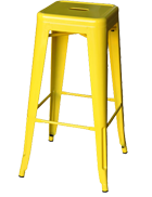 Yellow-Tolix-stool