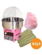 Fairy floss package 3 (up to 150 serves)