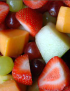 Large fruit platter (assortment of fresh in season fruit)
