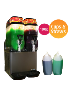 Slushie Machine – Package 3 – *240 Drinks*