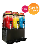 Slushie Machine – Package 4 – *180 Drinks*