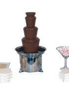 Package 2 – Medium commercial fountain (serves up to 75 guests)