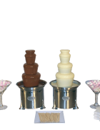 Package 5 – 2 x Small Commercial fountains (serves up to 80 guests)