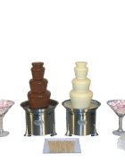 Package 3 – 2 x Small Commercial fountains (serves up to 80 guests)