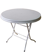 round-folding-table