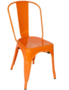 Orange-Tolix-chair