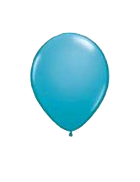 25 Pack Dark Blue Latex 12″ Balloons