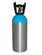 Helium tank to fill 50 balloons