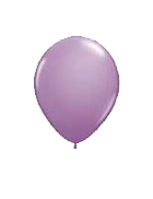 25 Pack Light Purple Latex 12″ Balloons