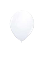 25 Pack Light White Latex 12″ Balloons