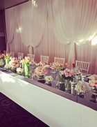 Gloss Bridal Table