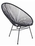 Acapulco Chair Black