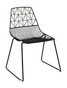 Black-Wire-Chair