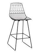 Black-Wire-Stool