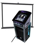 Package 3: Jukebox, Karaoke, Projector And Screen
