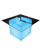 Square-Glow-Table