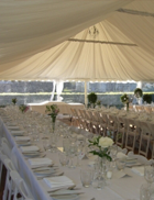 Framed Marquee - 6m Span