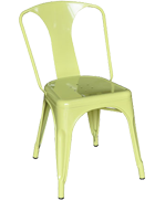 Lime Tolix chair