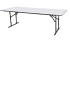 Timber Trestle Table 1.8m
